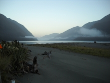 263 McKerrow Island sunrise